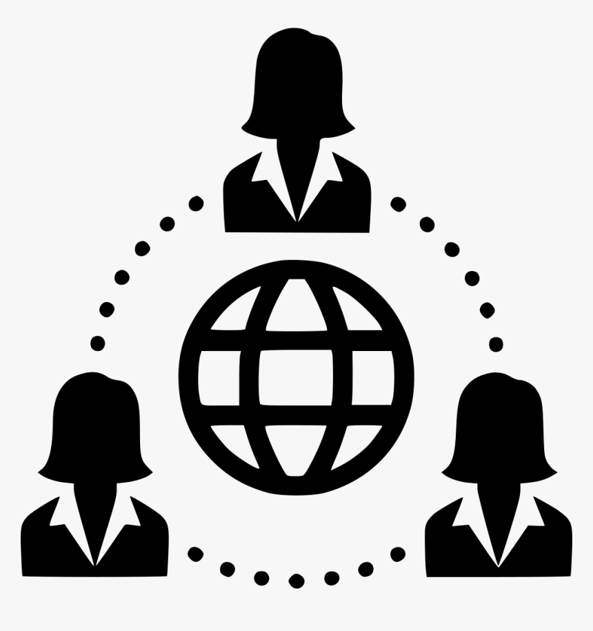 Team Web Women Group People Internet Web Browser Icon Png