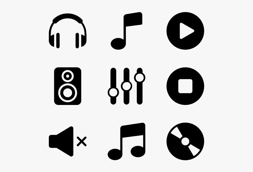 Music Symbols Png - Music Symbols To Text, Transparent Png ...