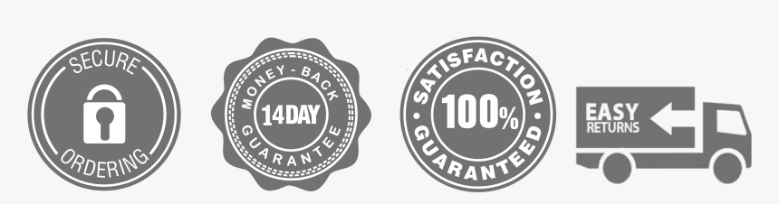 Money Back Guarantee Trust Badges, HD Png Download