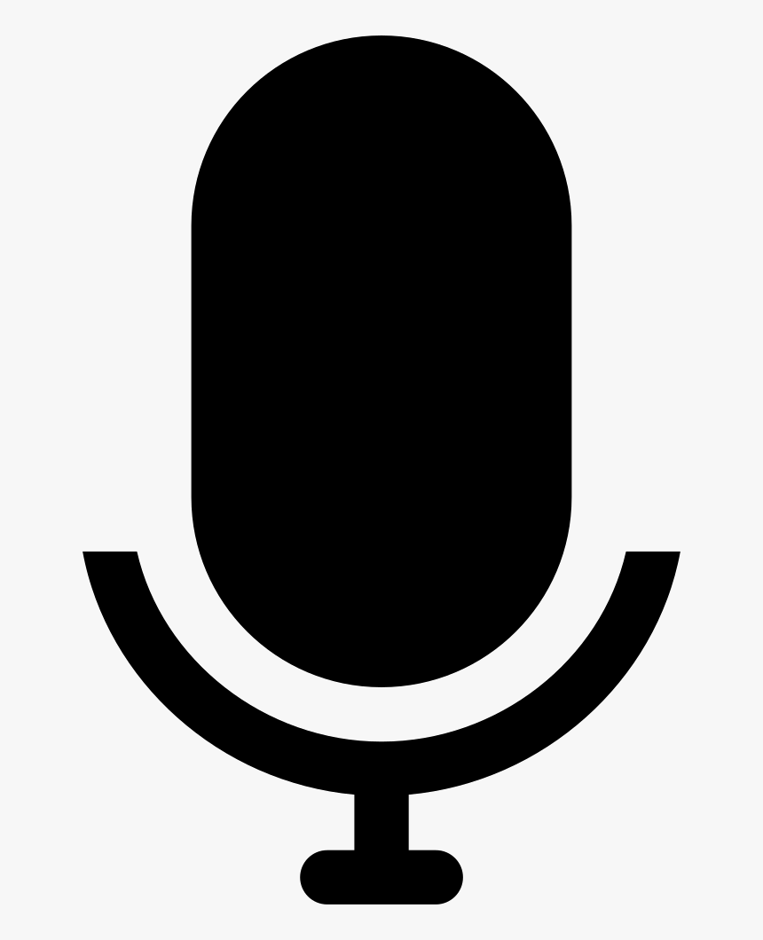 Silhouette clipart microphone, Silhouette microphone Transparent FREE for  download on WebStockReview 2020