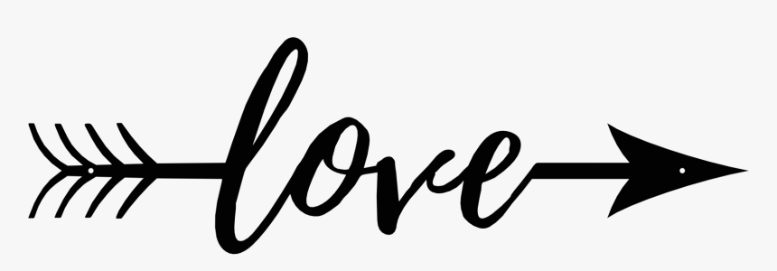 Love In Cursive With Arrow Hd Png Download Transparent Png Image Pngitem If you want to put cursive or any cool and crazy writing in facebook. love in cursive with arrow hd png