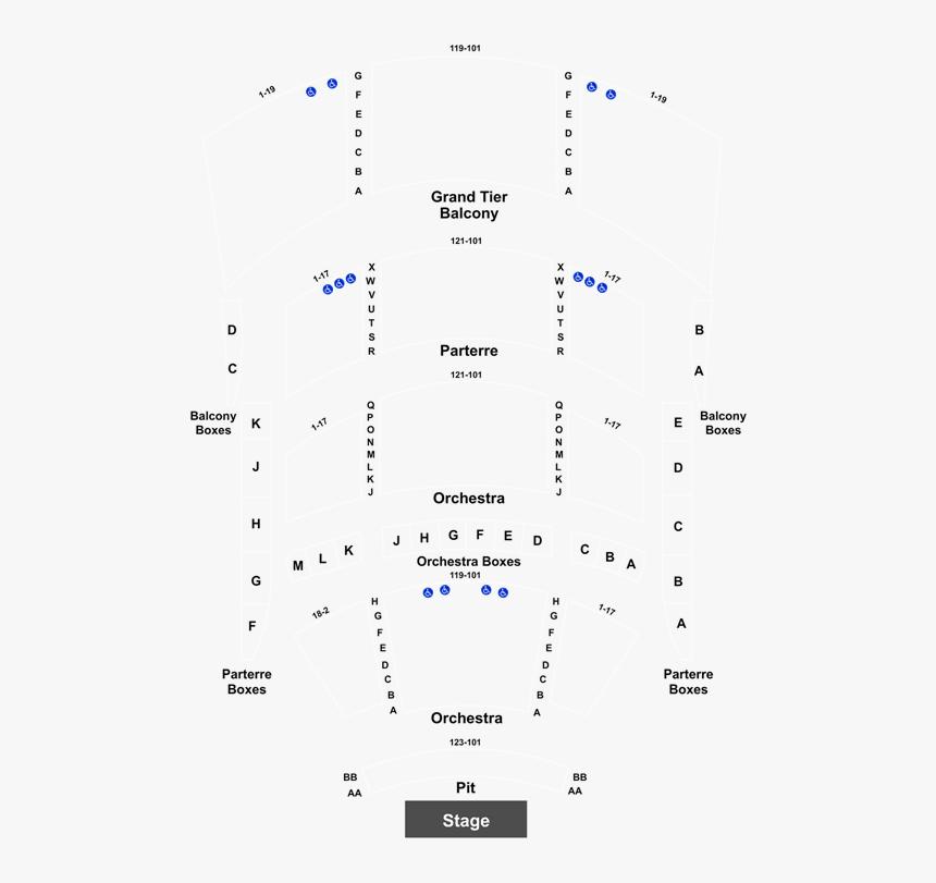 Gallo Center Seating Chart Hd Png Download Transparent Png Image Pngitem
