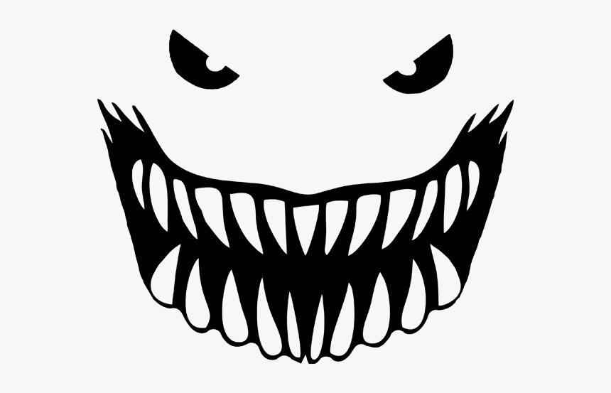 Зуб злой картинка