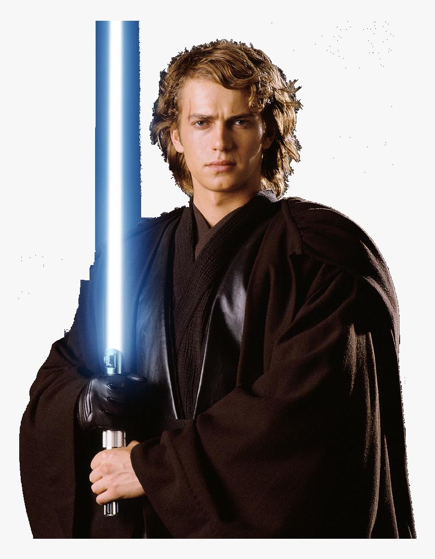 Luke Skywalker Star Wars Revenge Of The Sith Anakin Skywalker Hd Png Download Transparent Png Image Pngitem