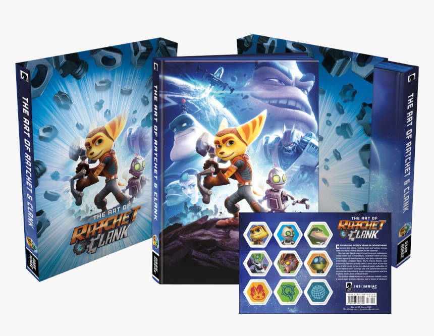Ps4 Games Ratchet And Clank Hd Png Download Transparent Png