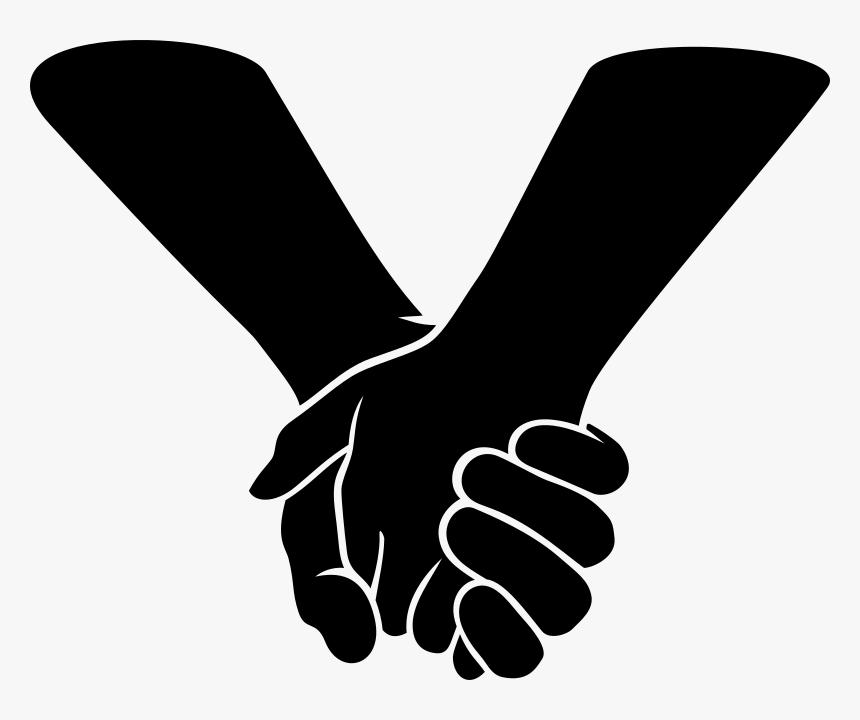 Jpg Black And White Library Hands Svg Holding - Holding ...