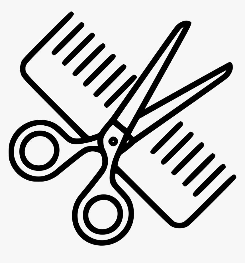 Hair Curls And Tool For Hair Stylist Silhouette Stock Illustration -  Illustration of gilding, body: 178486869