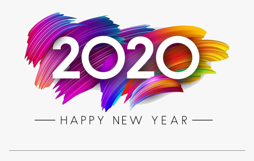 Png Happy New Year Happy New Year 2020 Clipart