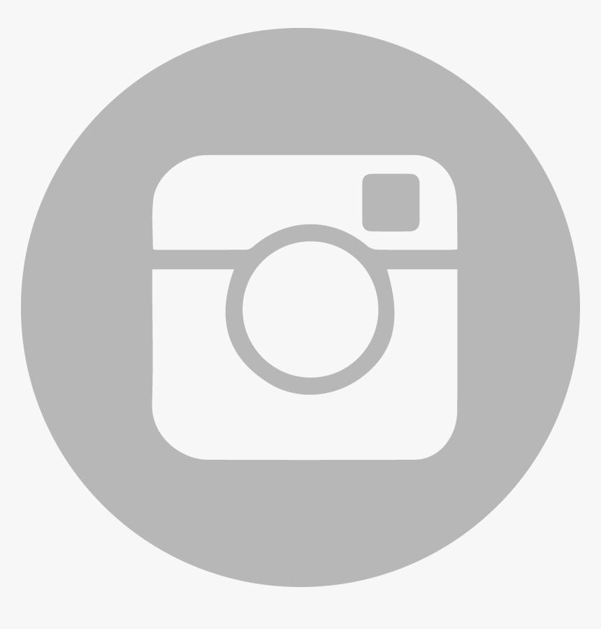 Download Instagram Interset Icons Linkedin Logo Grey Round