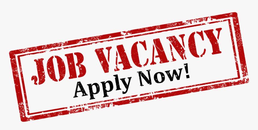 Transparent Job Png - Job Vacancy Logo Png, Png Download , Transparent Png  Image - PNGitem