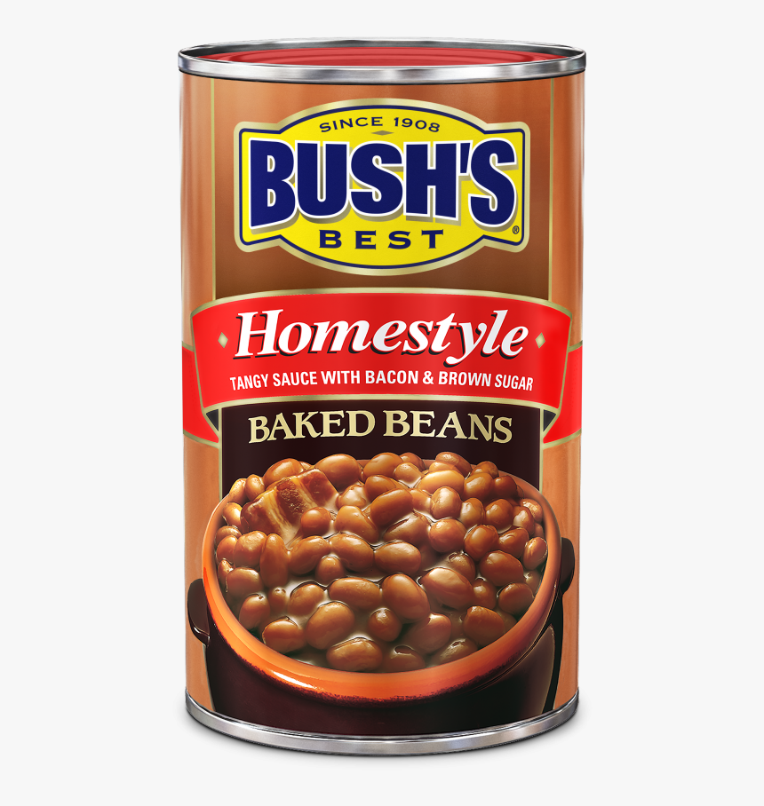 Bush S Homestyle Baked Beans Hd Png Download Transparent Png Image Pngitem