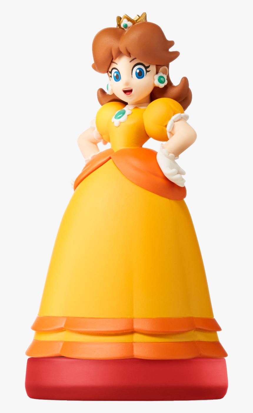 Daisy Super Mario Amiibo Daisy Amiibo Super Mario Hd Png