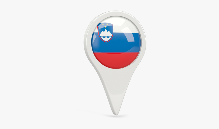 Round Pin Icon Flag Of Slovenia Hd Png Download Transparent Png Image Pngitem