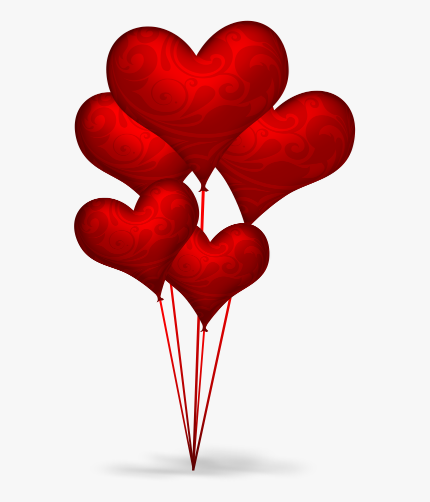 Love Android Mobile Phone Wallpaper Heart Balloons Clip Art Hd