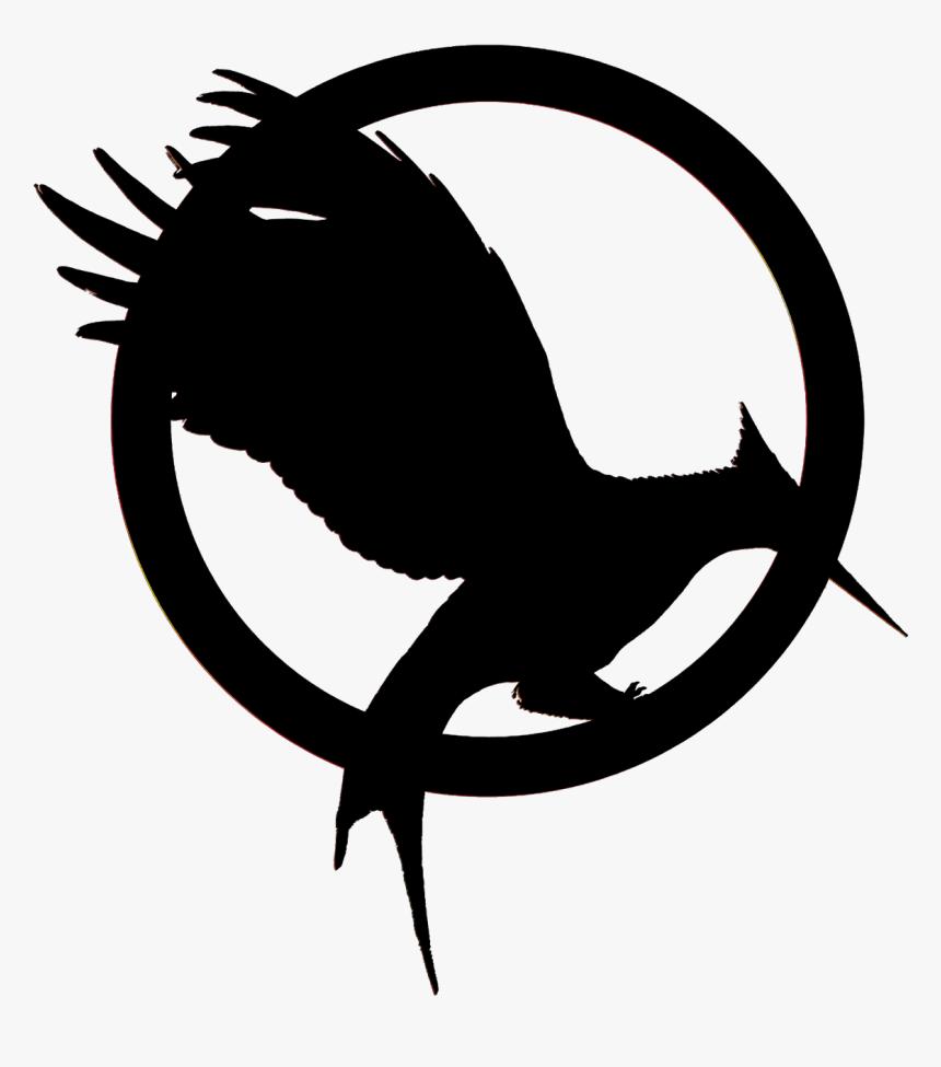 Transparent Mockingjay Pin Png Symbol The Hunger Games Png