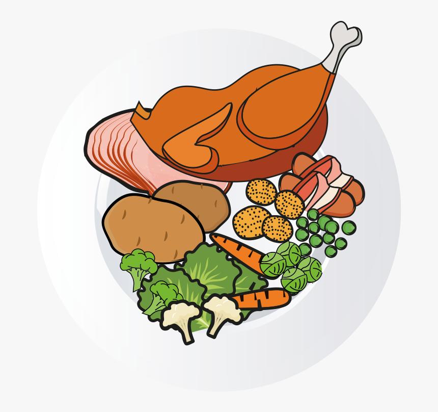 Gambar Makanan Kartun Hd Png Download Transparent Png Image