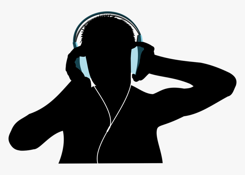 kopfhorer musik horen listening to music png transparent png transparent png image pngitem listening to music png transparent png