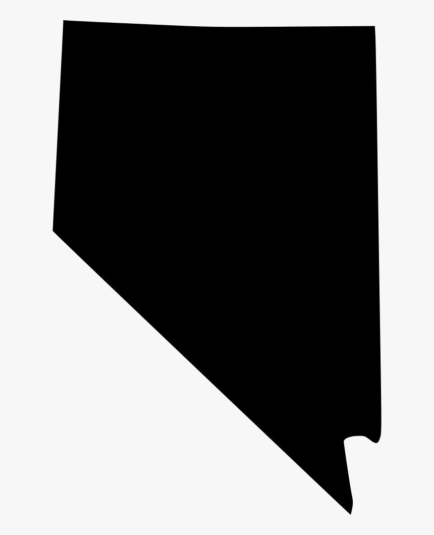 Nevada Nv Nevada State Shape Black Hd Png Download Transparent Png Image Pngitem