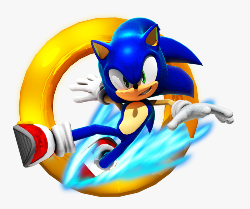 Sonic Recreation Wallpaper Jump Computer Adventure Sonic Dash Png Transparent Png Transparent Png Image Pngitem
