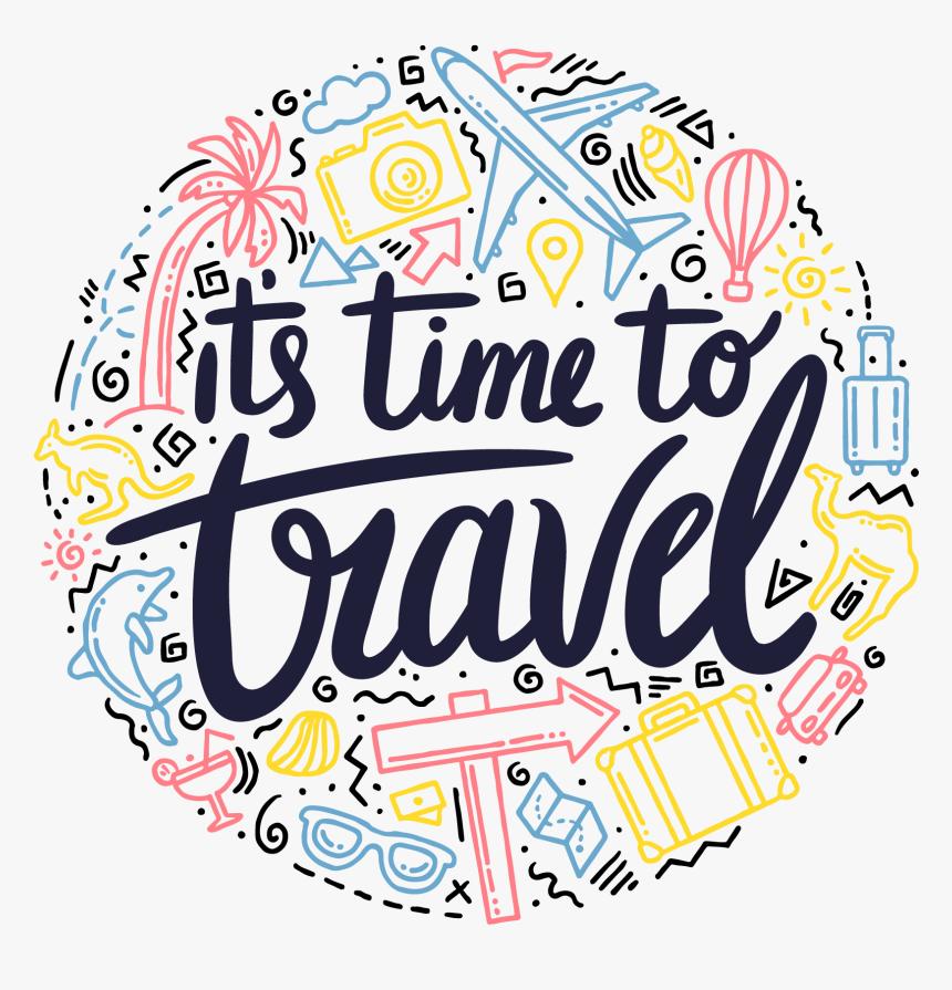 Menabung Untuk Traveling Time To Travel Png Transparent Png Transparent Png Image Pngitem