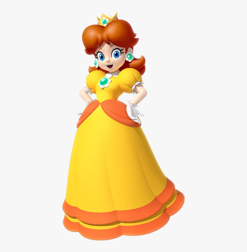 Super Mario Party Daisy Hd Png Download Transparent Png Image