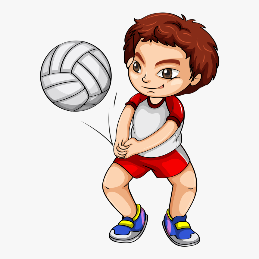 Fotki Background Clipart Volleyball Players Clips Volleyball Sport Clipart Hd Png Download Transparent Png Image Pngitem