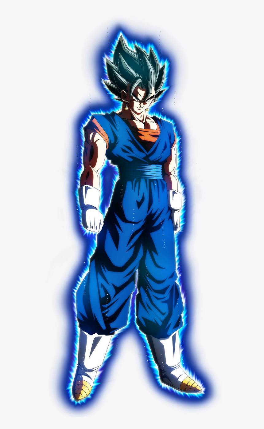 ui vegito vegito goku ultra instinct hd png download transparent png image pngitem vegito goku ultra instinct hd png