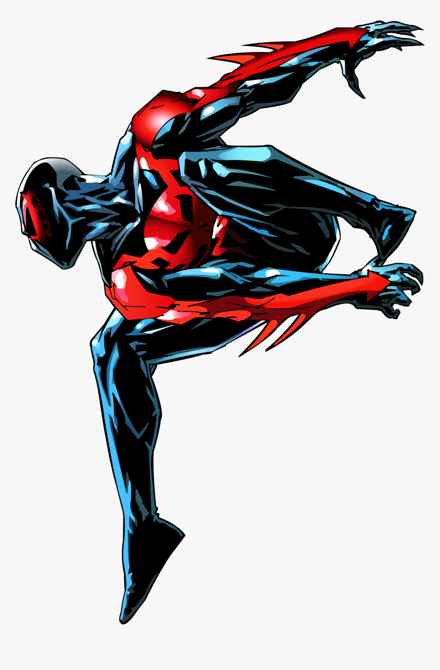 Spiderman 2099 Wallpapers And Backgrounds Spider Man 2099