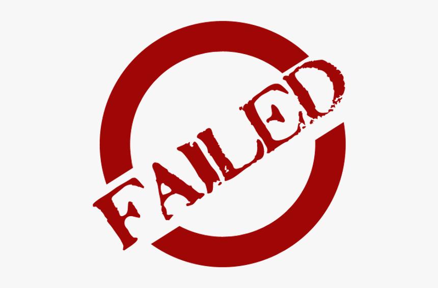 Failure Clip Art
