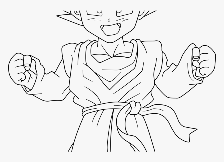 34 Free Dragon Ball Z Coloring Pages Printable | 622x860