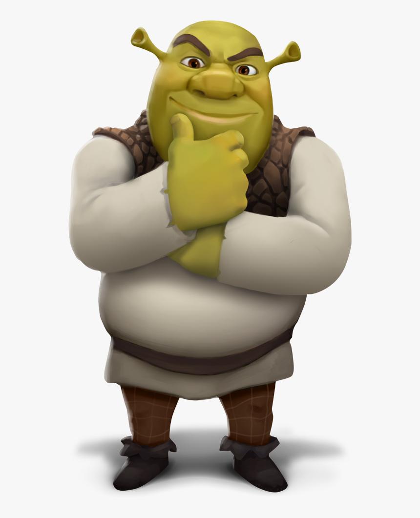 Shrek T Pose Transparent Hd Png Download Transparent Png Image Pngitem