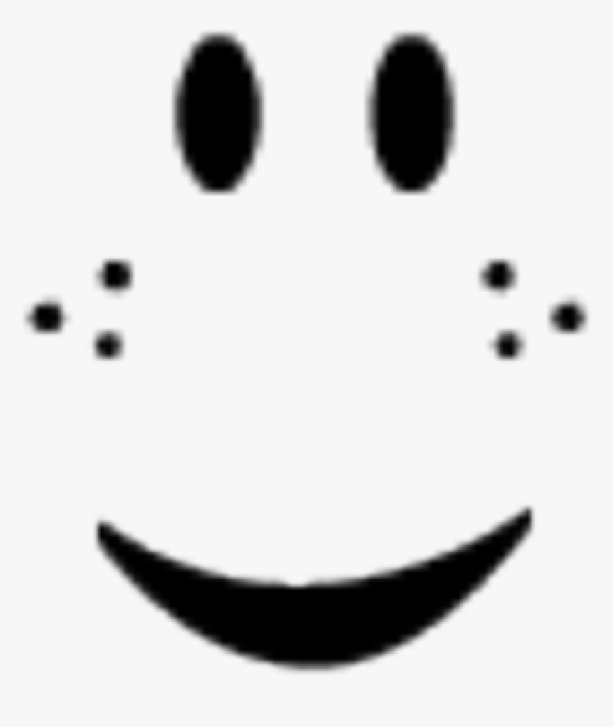 Cute Roblox Free Faces Custom Roblox Faces Smiley Hd Png Download Transparent Png