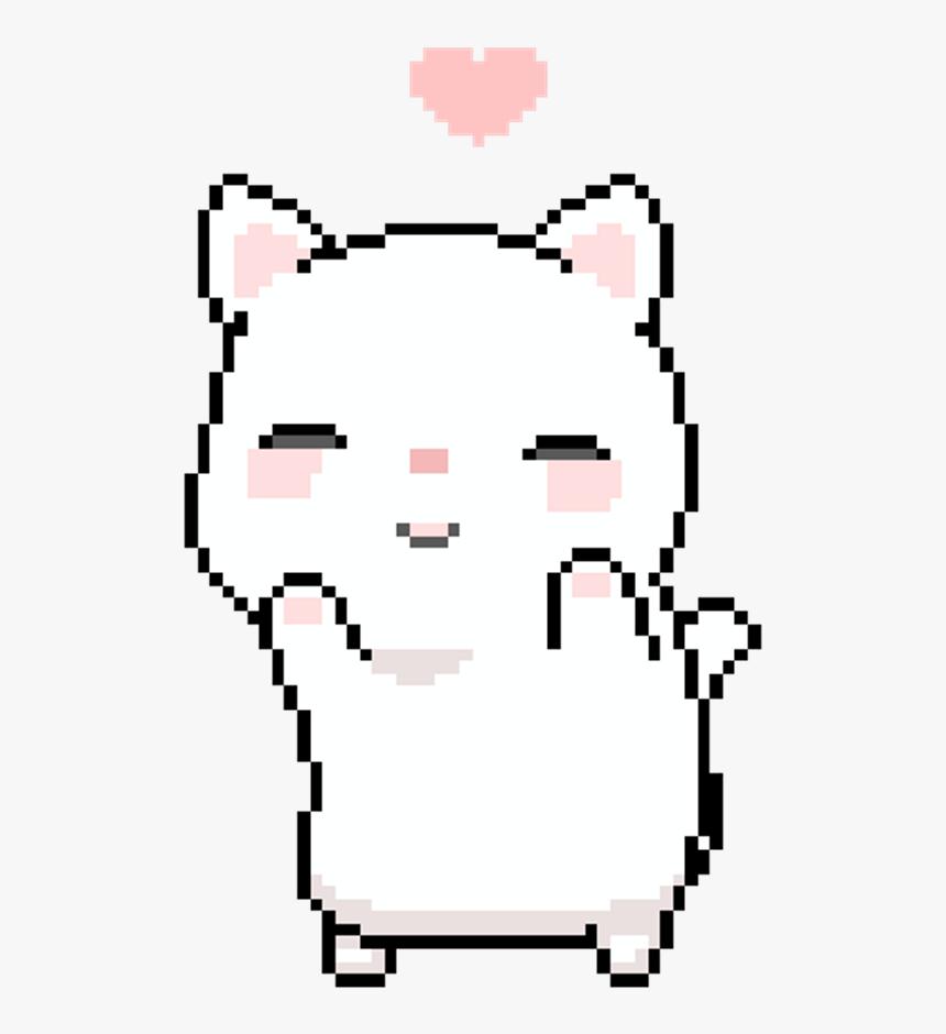 Dancing Anime Cat Gif Png Download Pixel Cat Gif Transparent Png Download Transparent Png Image Pngitem