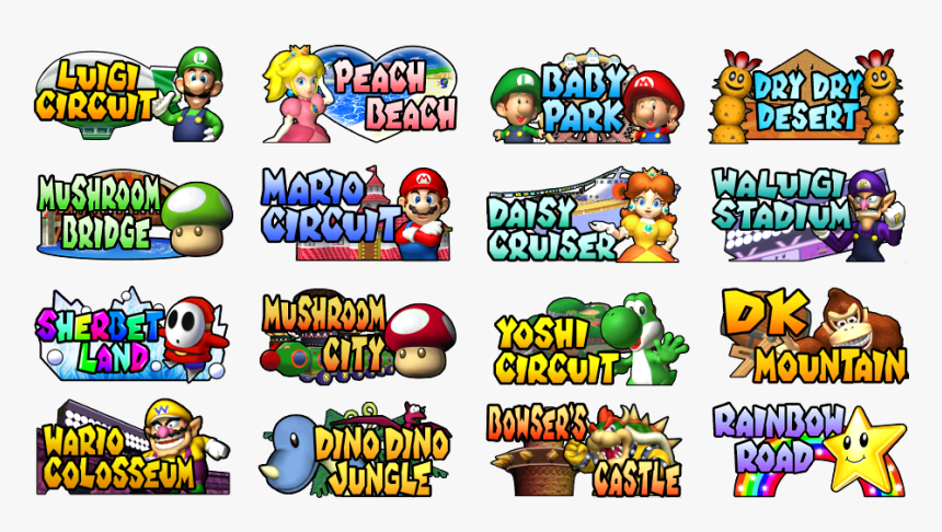 Mario Kart Wii Double Dash Hack De Mario Kart Double Dash Hd