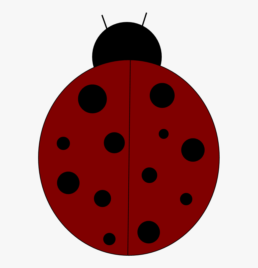 Free Ladybug Clipart For Invitations Clipart Clipart - Ladybug, HD Png  Download , Transparent Png Image - PNGitem