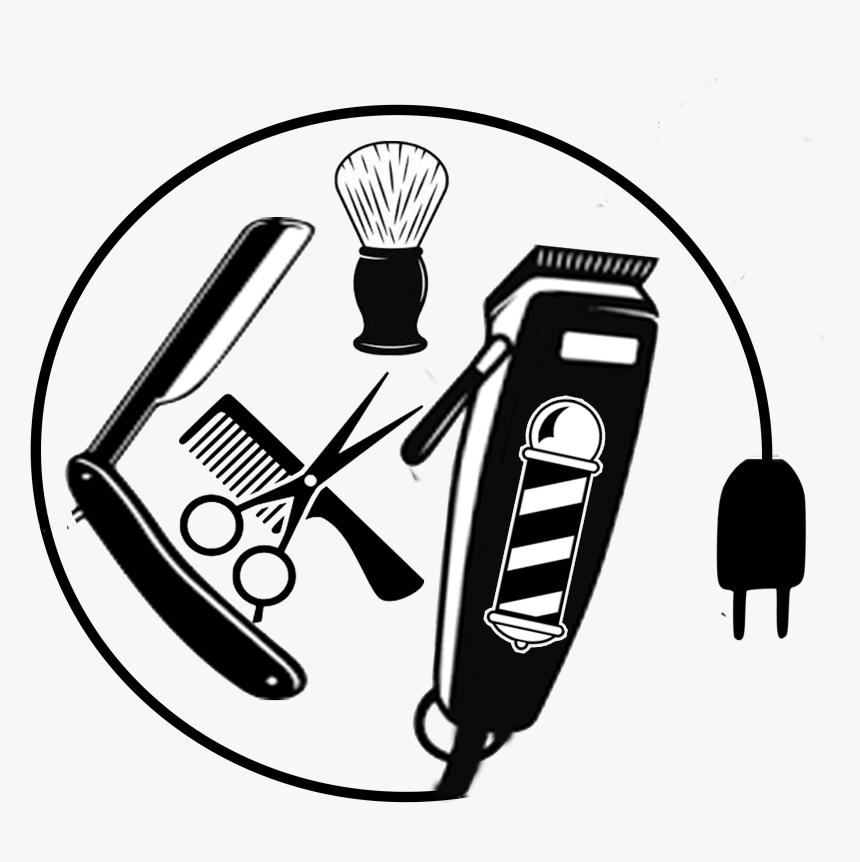 Barber Shop Clipper Logo Hd Png Download Transparent Png Image Pngitem