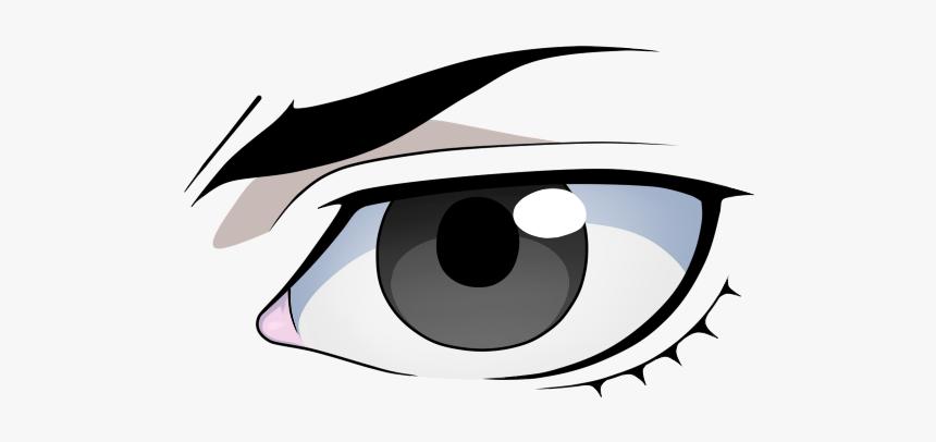 Anime Eyes Male Png Transparent Png Transparent Png Image Pngitem