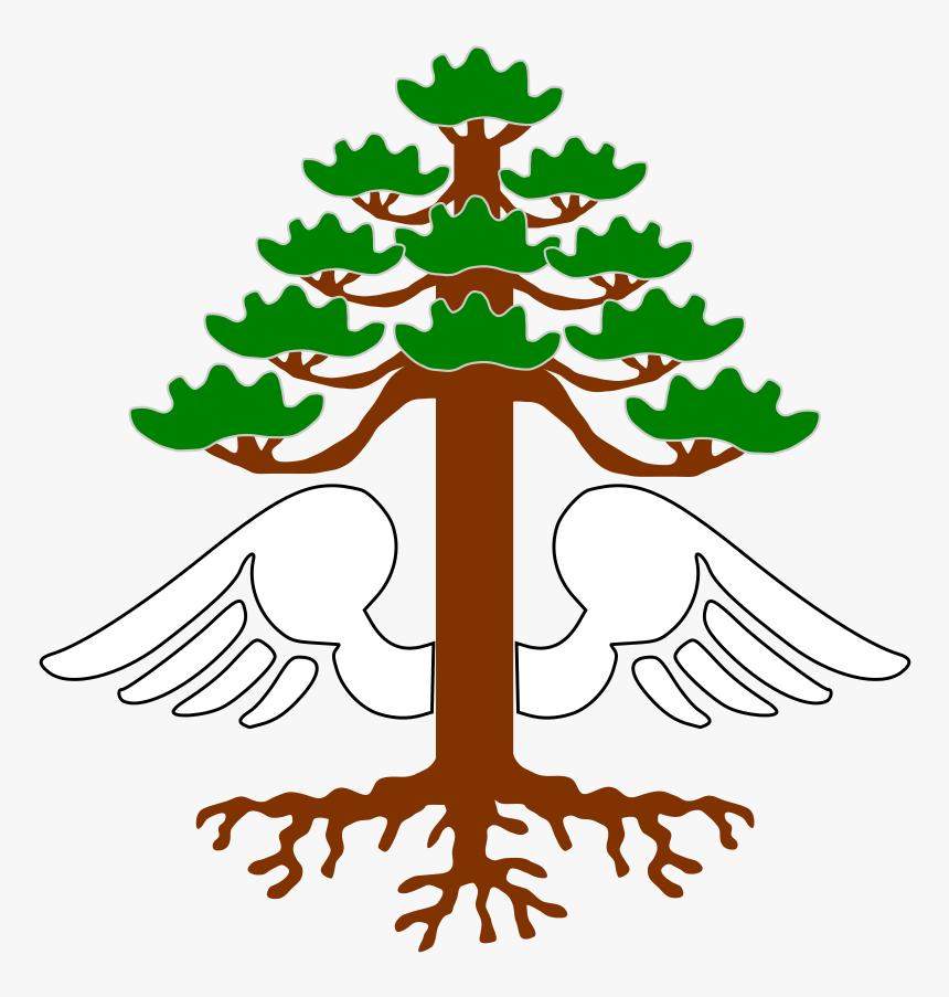 Heraldic Symbol For Tree Hd Png Download Transparent Png