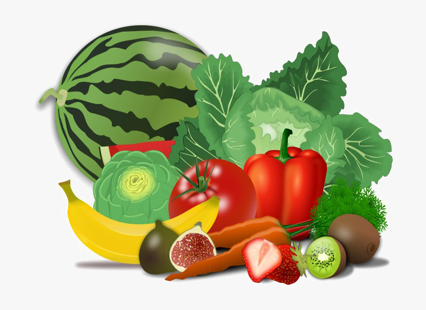 Fresh Healthy Food Png Transparent Image Cartoon Healthy Food Png Png Download Transparent Png Image Pngitem