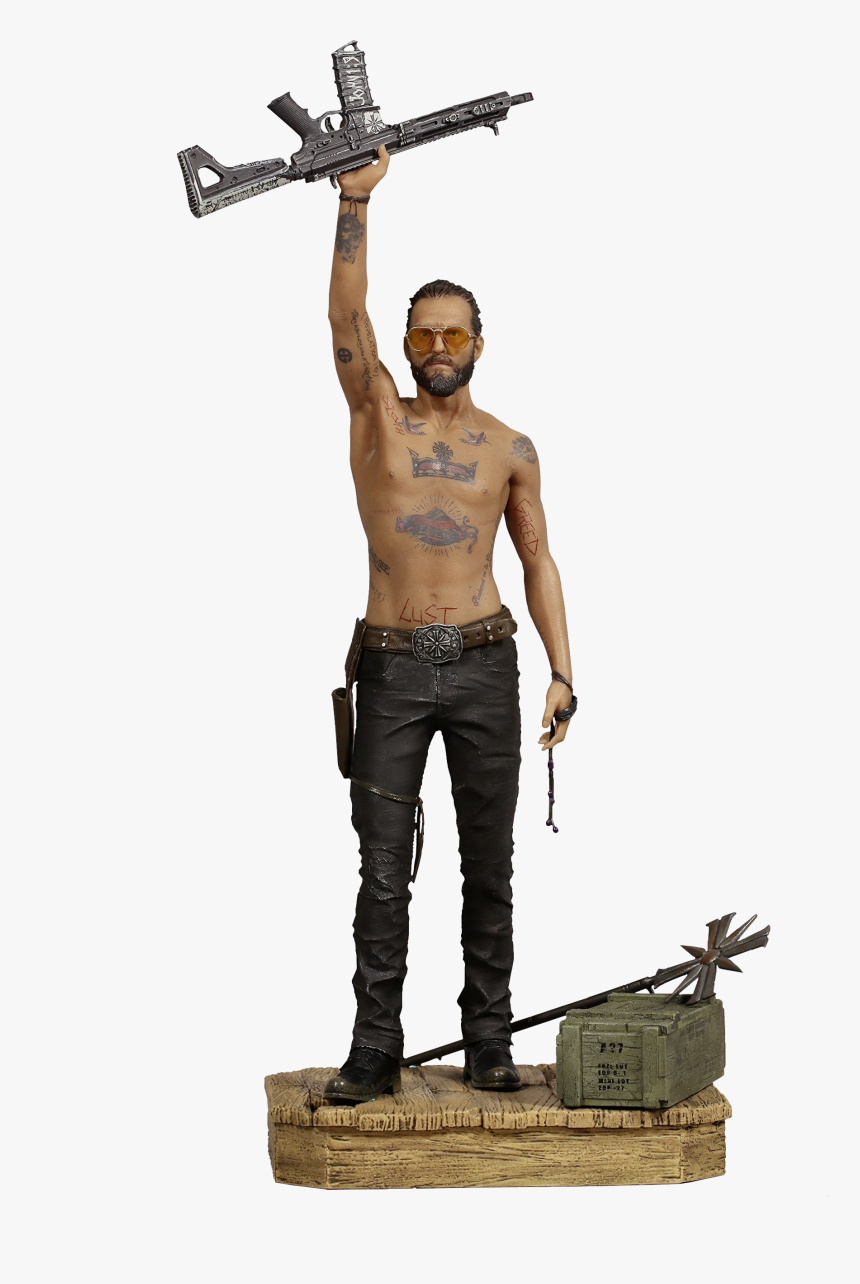 Transparent Far Cry 4 Png Far Cry 5 Joseph Seed Model Png