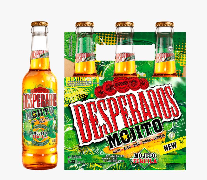 Desperados Mojito Hd Png Download Transparent Png Image Pngitem