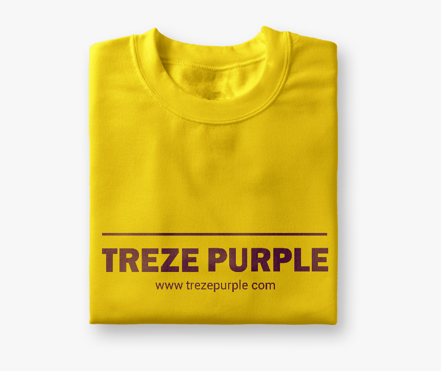 Transparent Yellow Shirt Png Folded Shirt Png Png Download Transparent Png Image Pngitem