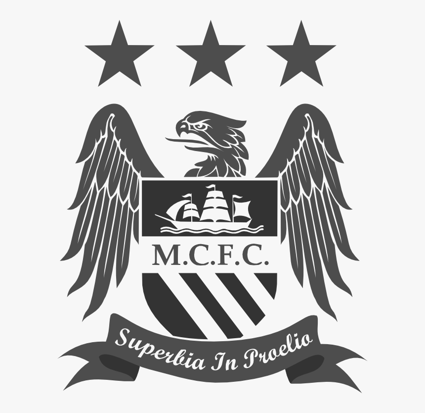 Transparent Man City Logo Png Man City Logo Vector Png Download Transparent Png Image Pngitem