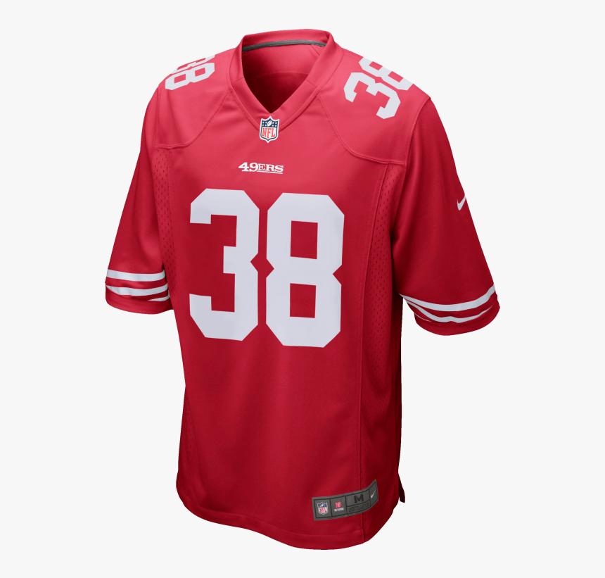 Jarryd Hayne San Francisco 49ers Nike Game Jersey - Patrick ...