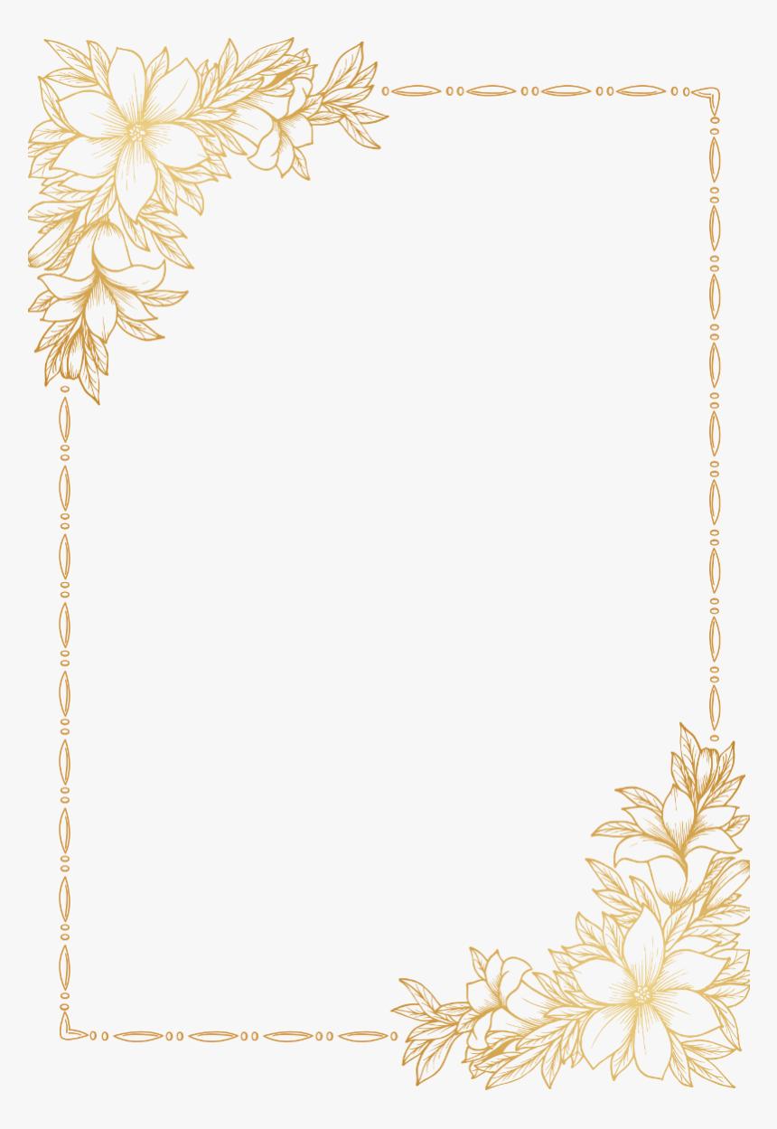 37 transparent invitation card border design png