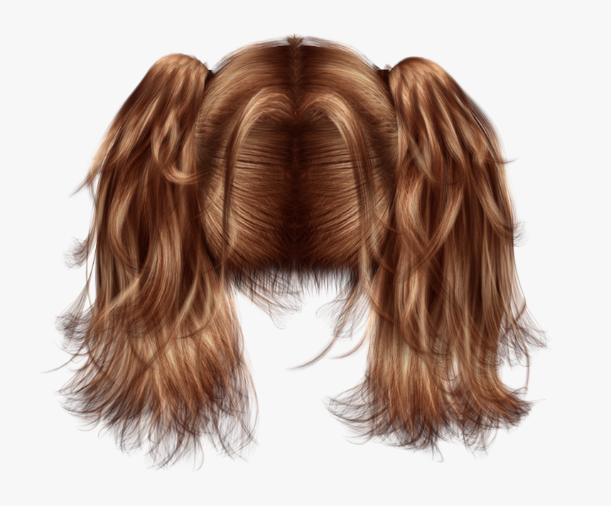 Transparent Hair For Photoshop, HD Png Download