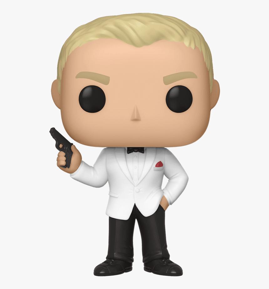 Funko Pop James Bond Spectre Hd Png Download Transparent