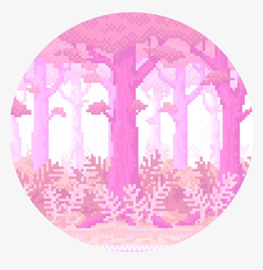 Pixel Aesthetic Vaporwave Tumblr Pink Cute Background