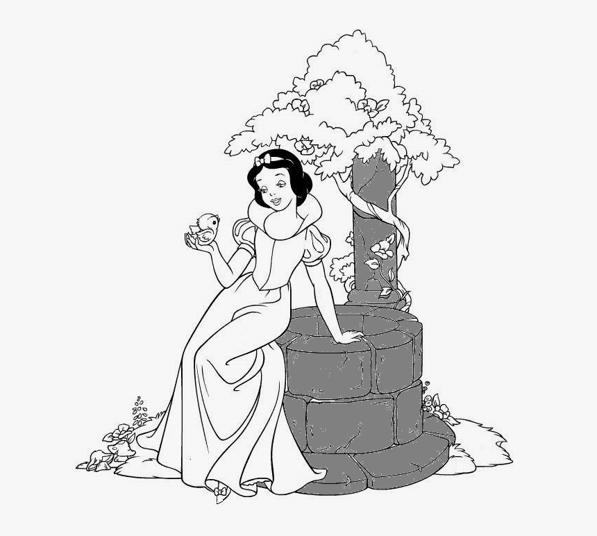 Free Fairy Tale Coloring Sheets, Download Free Clip Art, Free Clip ... | 772x860
