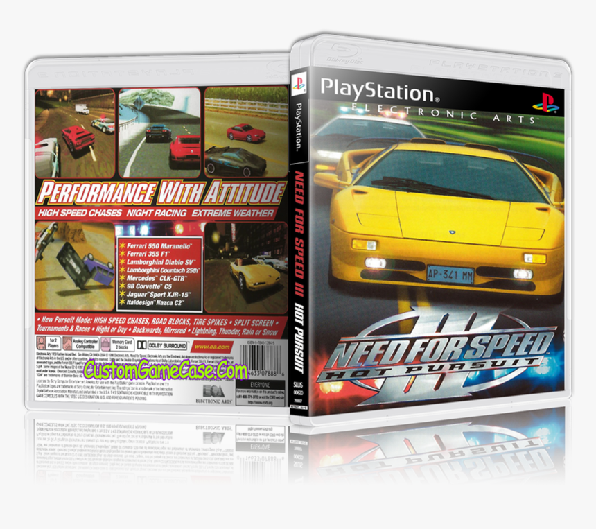 Need For Speed 3 Hot Pursuit Hot Pursuit Nfs Psx Hd Png